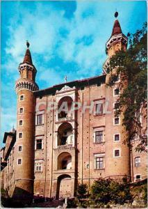 Moderne Karte Urbino Palais Ducal Les Torricini (XVe Siecle)