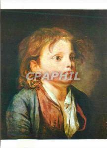 Moderne Karte Chantilly Musee Conde Jeune Garcon Greuze