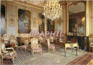 Moderne Karte Chateau de Chantilly Musee Conde Les Appartements La Chambre de Monsieur le Prince