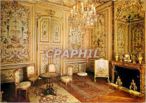 Moderne Karte Chateau de Chantilly Musee Conde Les Appartements La singerie