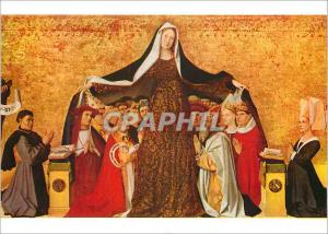 Moderne Karte Musee Conde Chantilly la Vierge de Misericorde
