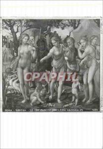 Moderne Karte Roma Sodoma le Tre Parche (Galleria Nazionale)