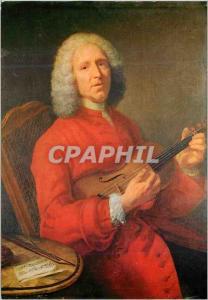 Moderne Karte Dijon Musee des Beaux Arts Chardin Rameau