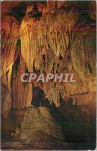 Moderne Karte State Highway Hanging Paradise Diamond Caverns