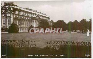 Moderne Karte Hampton Court Palace and Grounds