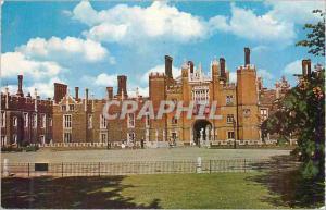 Moderne Karte West Front Hampton Court Palace