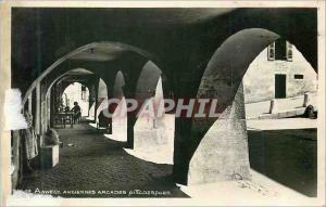 Moderne Karte Annecy Anciennes arcades pittoreques