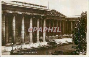 Moderne Karte British Museum London