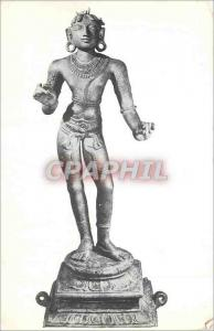 Moderne Karte Bronze Statue of Sundara Murthi Swami The Colombo National Museum Sri Lanka Ceylon