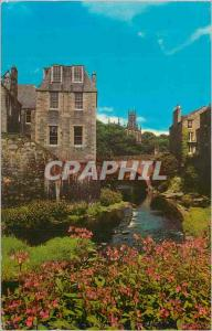 Moderne Karte The Village of Dean Edinburgh