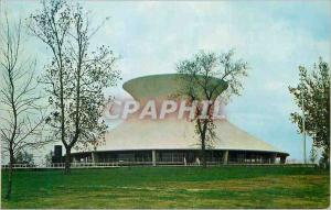 Moderne Karte McDonnell Planetarium in Forest Park St Louis Mo