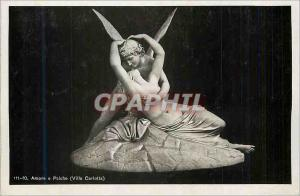 Moderne Karte Amore a Psiche Villa Carlotta