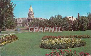 Moderne Karte Colorado State Capitol Denver Colorado