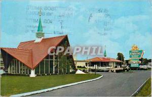 Moderne Karte Howard Johnson's Host of the Highway