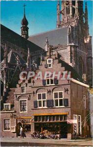 Moderne Karte Breda Oude Gevels Grote Markt