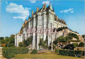 Moderne Karte Chateaudun (Eure et Loir) La Vallee du Loir Le Chateau (XVe XVIe Siecles)