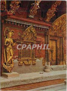 Moderne Karte Nepal Kumari Chowk