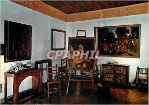 Moderne Karte Toledo Musee du Greco Estude