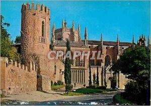 Moderne Karte Toledo Chateau Wisigoth et Saint Jean des Rois
