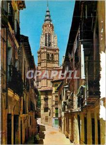 Moderne Karte Toledo Rue de Santa Isabel