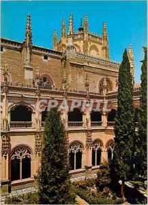 Moderne Karte Toledo Cloitre de Saint Jean des Rois