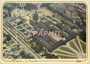 Moderne Karte Paris les Invalides Vue Aerienne L'Eglise du Dome