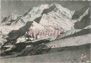 Moderne Karte Saint Gervais (Hte Savoie) le Mont Blanc