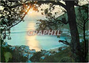 Moderne Karte Costa Brava Rosas Cala Canyelles
