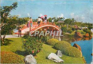 Moderne Karte Singapore the Seiwaen Garden