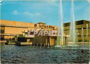 Moderne Karte Lyon Centre Commercial de la Part Dieu