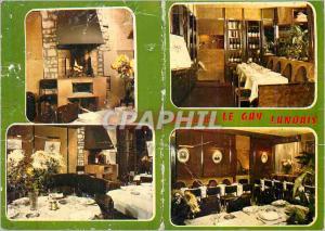 Moderne Karte Restaurant Le Gay Landais