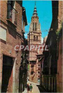 Moderne Karte Toledo Rue Santa Isabe