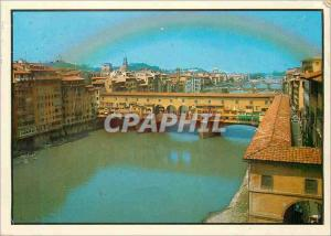 Moderne Karte Firenze Le Ponte Vecchio