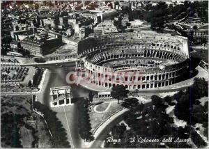 Moderne Karte Roma il colosseo dall