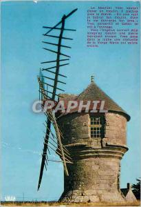 Moderne Karte Guerande le moulin du diable