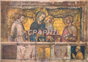 Moderne Karte Assisi basilique de st francois notre dame des declins
