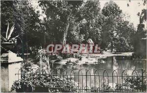 Moderne Karte Vichy un coin des nouveaux parcs