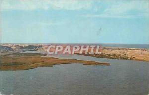 Moderne Karte Pilgrim Lake and Dunes Cape Cod Mass