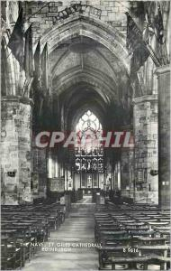 Moderne Karte The Nave St Giles Cathedral Edinburgh