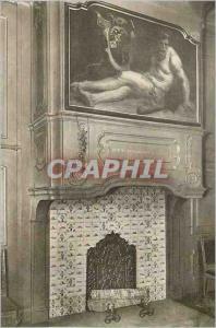Moderne Karte Stadhuis s Hertogenbosch Schouw Burgmeesterskamer Schilderij door Th van Thulden Wildeman met he