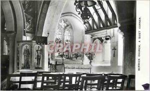 Moderne Karte Berwick Church A Quiet Corner