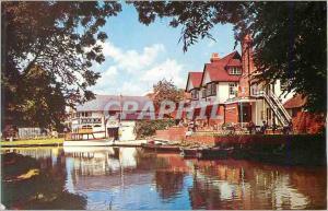 Moderne Karte The river Wey Guildford