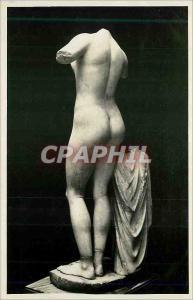 Moderne Karte Roma Museo Nazionale Romano La Venere di Cirene