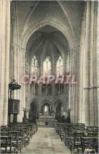 Moderne Karte Les Andelys (Eure) Interieur de l'Eglise Saint Sauveur