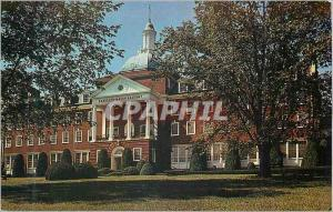 Moderne Karte Front Royal Virginia Rondolph Macon Academy Established 1892