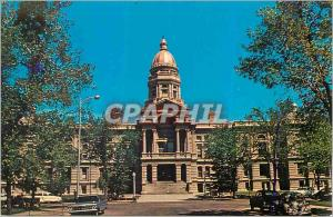 Moderne Karte Cheyenne Wyoming State Capitol Building