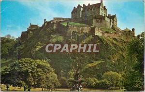 Moderne Karte The Castle Edinburgh