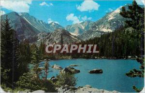 Moderne Karte Rocky Mountain National Park Colorado