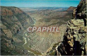 Moderne Karte Astesia Colorado The Whirlpool Canyon from Harper's Corner Dinosaur National Monument