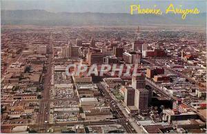Moderne Karte Phoenix Arizona